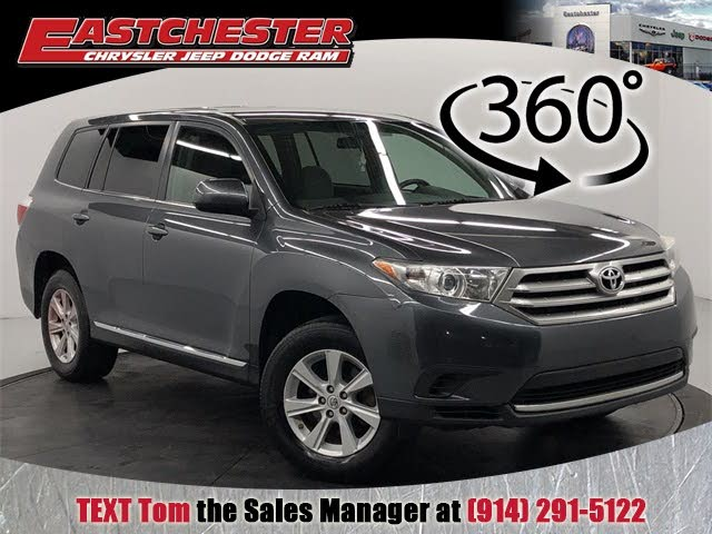 2013 Toyota Highlander Plus V6 AWD