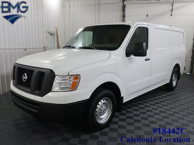 2013 Nissan NV Cargo 2500 HD S with High Roof