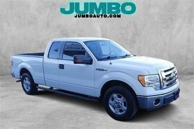 2012 Ford F-150 XLT SuperCab