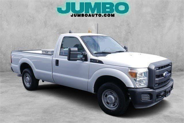2013 Ford F-250 Super Duty XLT LB