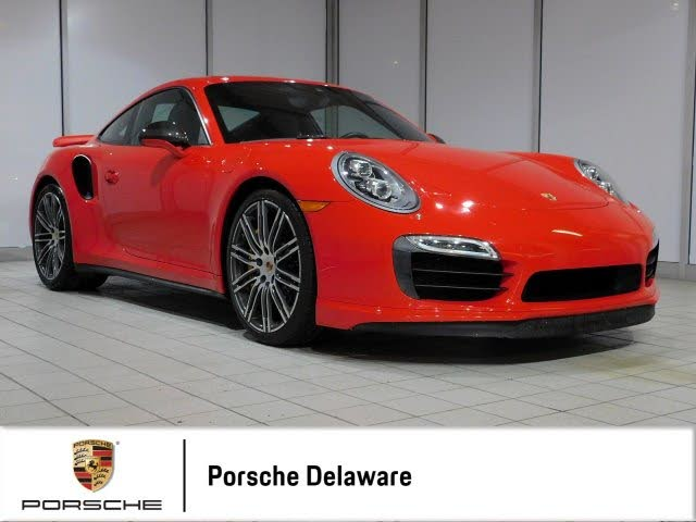 2014 Porsche 911 Turbo S AWD