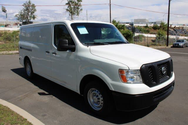 2016 Nissan NV Cargo 2500 HD SL with High Roof