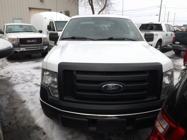 2011 Ford F-150 XL SuperCab