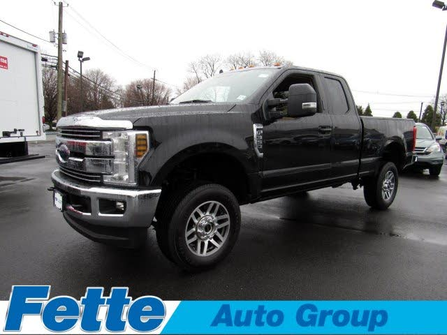 2019 Ford F-350 Super Duty Lariat SuperCab 4WD