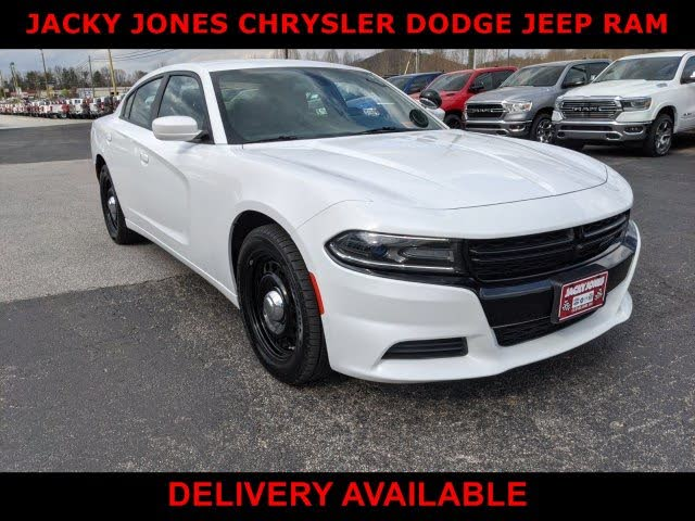 2018 Dodge Charger Police AWD