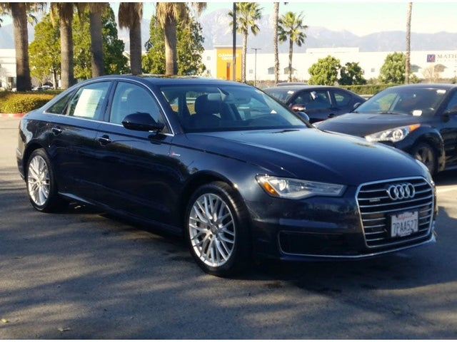 2016 Audi A6 3.0T quattro Premium Plus Sedan AWD