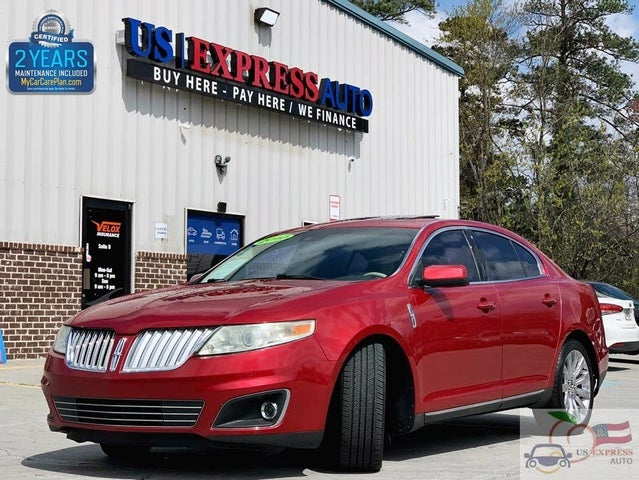 2010 Lincoln MKS 3.5L EcoBoost AWD