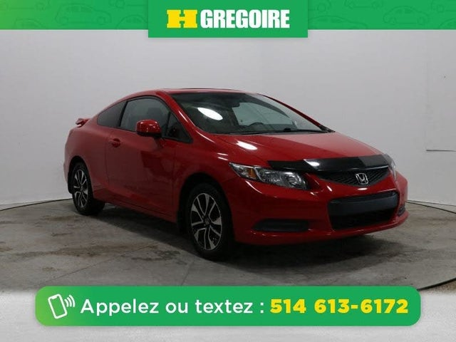 2013 Honda Civic Coupe EX