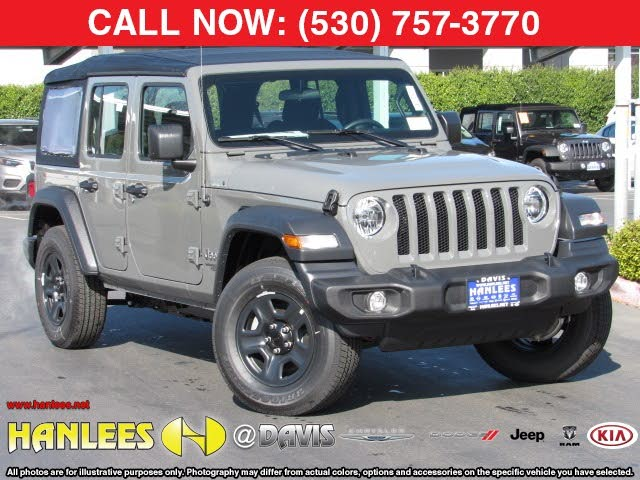 New Jeep Wrangler Unlimited For Sale In Chico Ca Cargurus