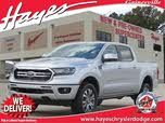 2019 Ford Ranger Lariat SuperCrew RWD