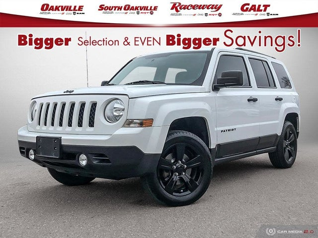 2015 Jeep Patriot North Edition 4WD