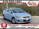 2013 Hyundai Accent GS 4-Door Hatchback FWD