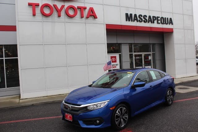 2017 Honda Civic EX-L with Navigation