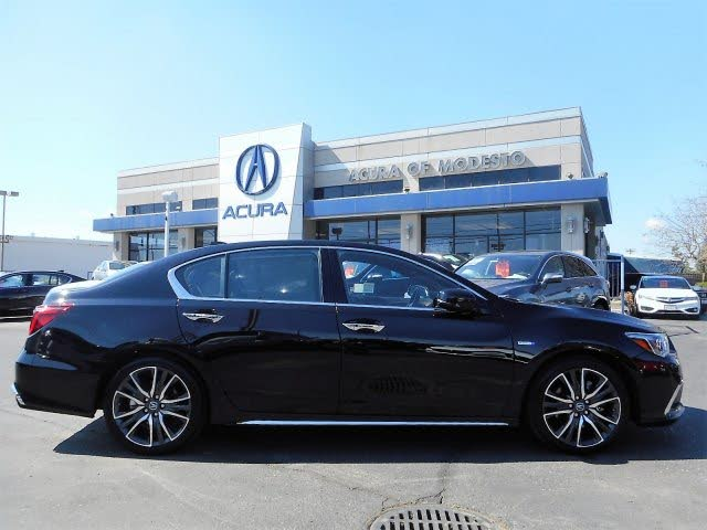 2018 Acura RLX Hybrid Sport SH-AWD with Advance Package