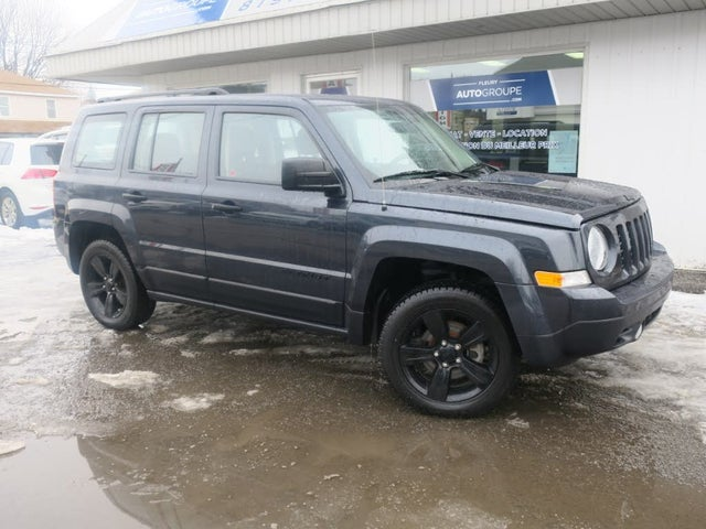 2015 Jeep Patriot High Altitude Edition 4WD