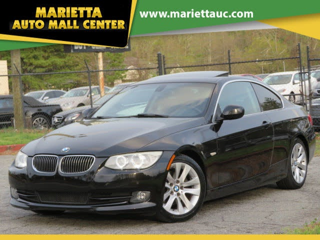 2012 BMW 3 Series 328i Coupe RWD