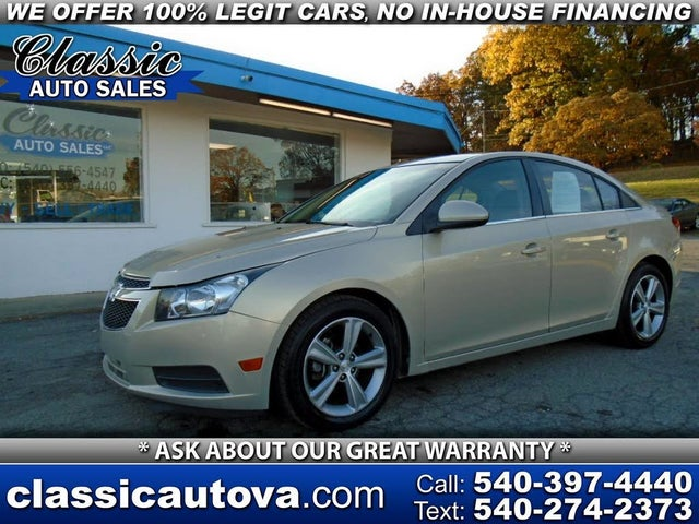 Used 2011 Chevrolet Cruze For Sale With Photos Cargurus