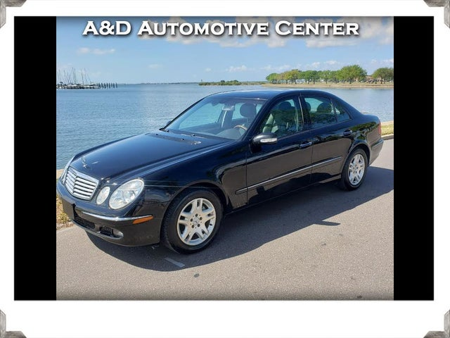 2006 Mercedes-Benz E-Class E 350 Sedan