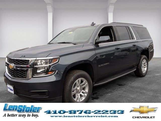 2020 Chevrolet Suburban 1500 LT 4WD for Sale (with Vehicle ...