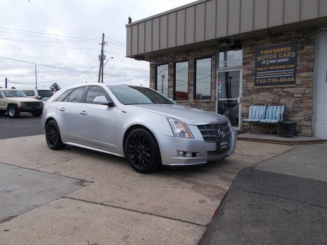 Used Cadillac CTS Sport Wagon for Sale (with Photos ...