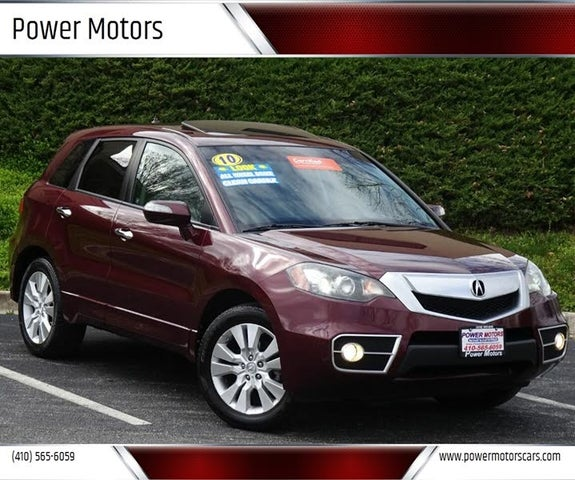 2011 Acura RDX For Sale In Chantilly, VA