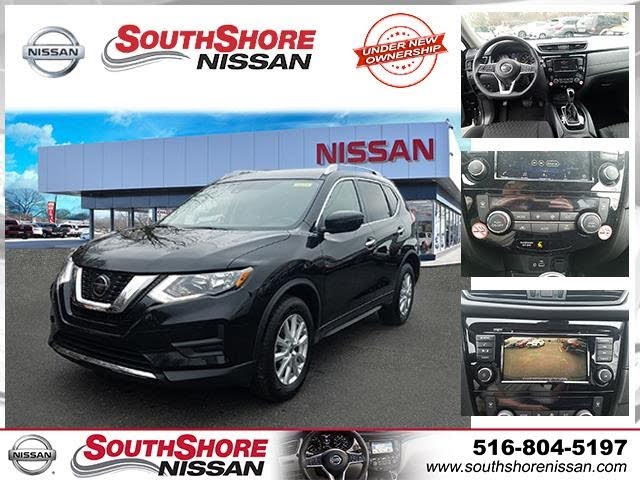 Nissan Rogue Remote Start >> South Shore Nissan Cars For Sale - Amityville, NY - CarGurus