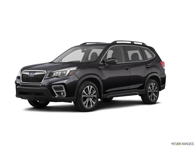 2020 Subaru Forester 2.5i Limited AWD