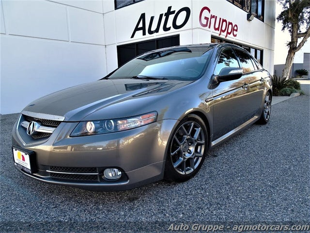 2008 Acura TL Type-S FWD with Performance Tires