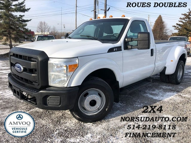 2011 Ford F-350 Super Duty XL DRW