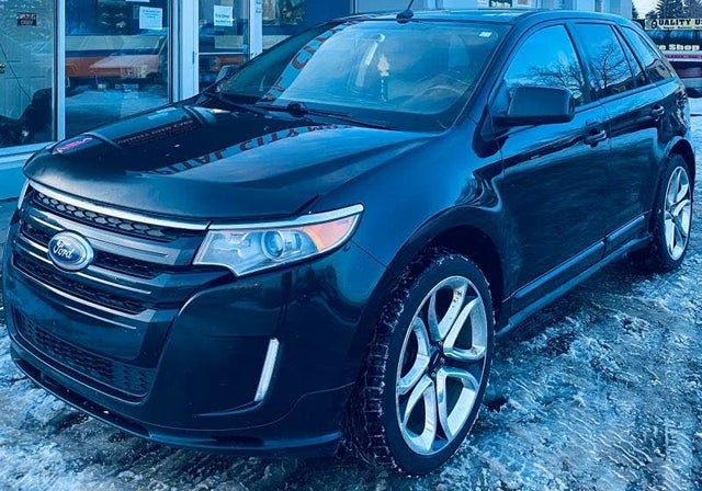 2011 Ford Edge Sport AWD