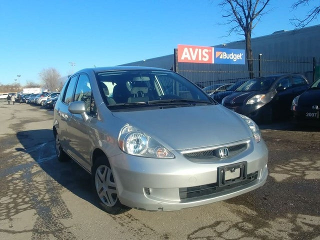 2007 Honda Fit Base