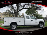 2012 Chevrolet Silverado 2500HD Work Truck Extended Cab LB 4WD