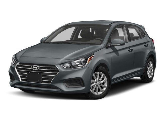 2020 Hyundai Accent Preferred Hatchback FWD