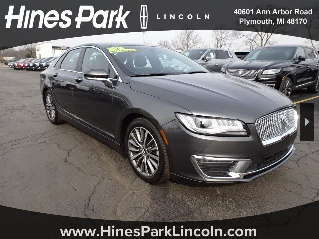 2018 Lincoln MKZ Select AWD