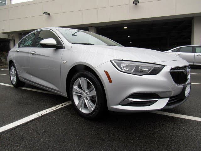 2018 Buick Regal Sportback Preferred FWD