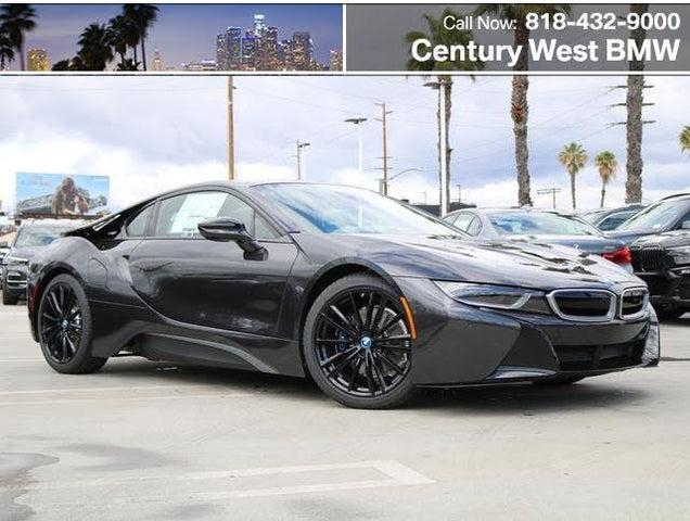 2020 BMW i8 Coupe AWD