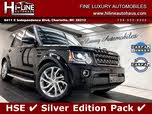 2016 Land Rover LR4 HSE 4WD