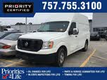 2014 Nissan NV Cargo 2500 HD SV with High Roof V8