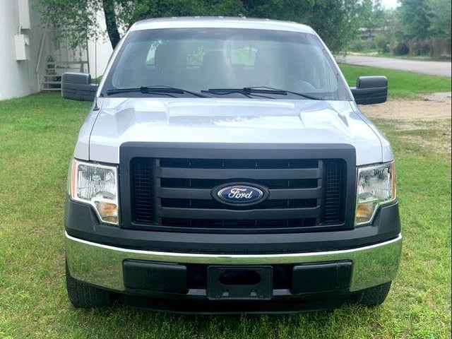 2012 Ford F-150 XLT SuperCrew