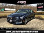 2016 Cadillac CTS 2.0T Luxury AWD