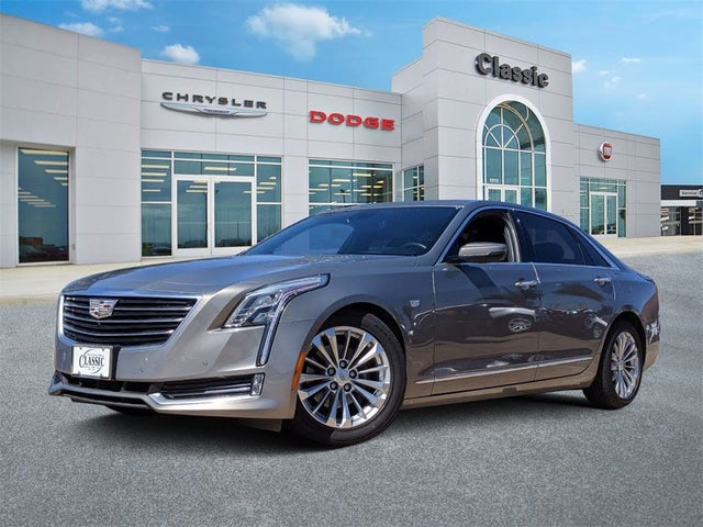 Used Cadillac CT6 Hybrid Plug-In for Sale (with Photos ...