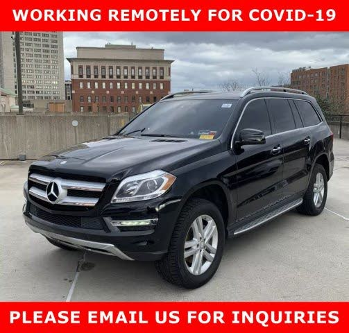 Used 2015 Mercedes-Benz GL-Class GL 450 For Sale (with