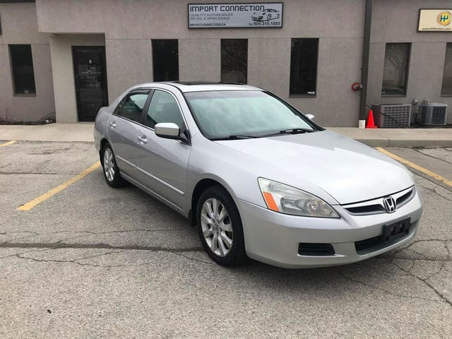 2007 Honda Accord EX-L V6 with Nav