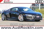 2015 Audi R8 quattro V10 Competition Coupe AWD