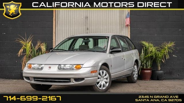2001 Saturn S-Series 4 Dr SW2 Wagon