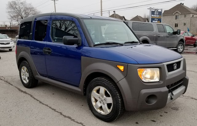 2005 Honda Element Y AWD