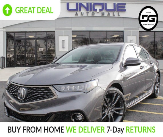 2020 Acura TLX For Sale In New York, NY