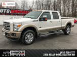 2012 Ford F-350 Super Duty King Ranch Crew Cab 4WD