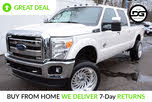 2015 Ford F-350 Super Duty Lariat SuperCab LB 4WD