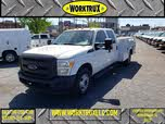 2015 Ford F-350 Super Duty Chassis Lariat Crew Cab DRW RWD